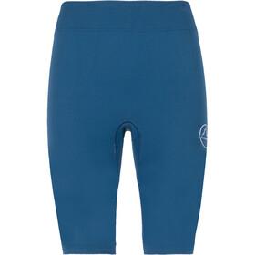 La Sportiva Unix Strakke Shorts Heren, blauw